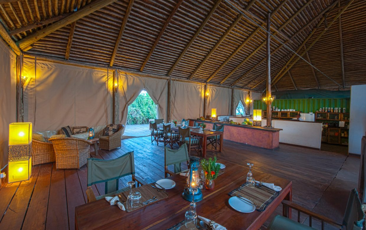 Explore Tanzania - Accommodatie Ngorongoro Krater - Rhotia Valley Tented Lodge