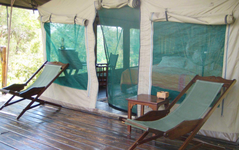 Explore Tanzania - Accommodatie Selous Game Reserve - Selous Impala Camp