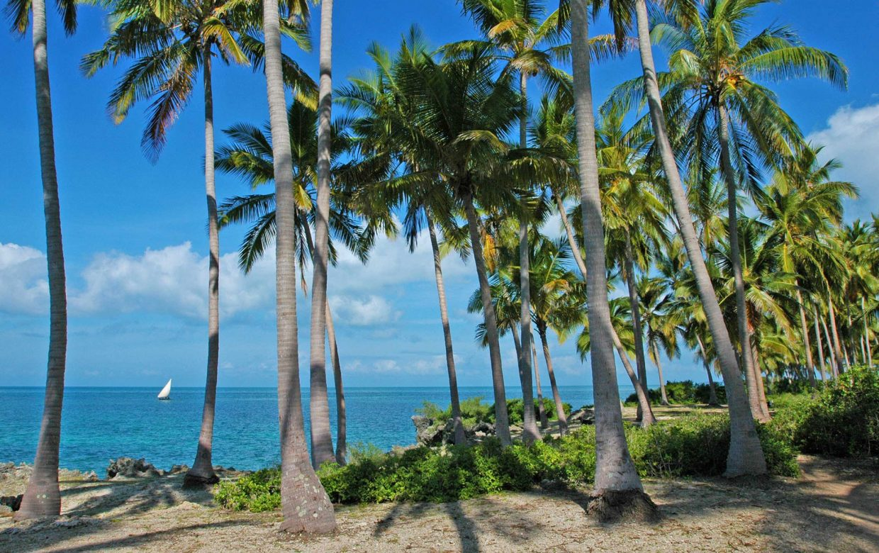 Island hopping in the Indian Ocean