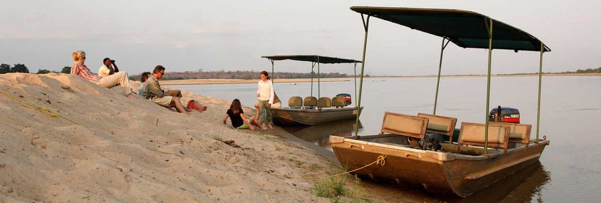 Nyerere National Park & Selous Game Reserve