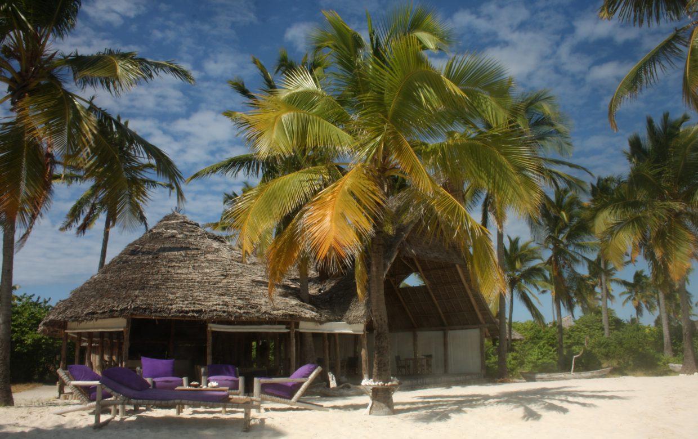 Explore Tanzania - Accommodatie Fanjove Private Island