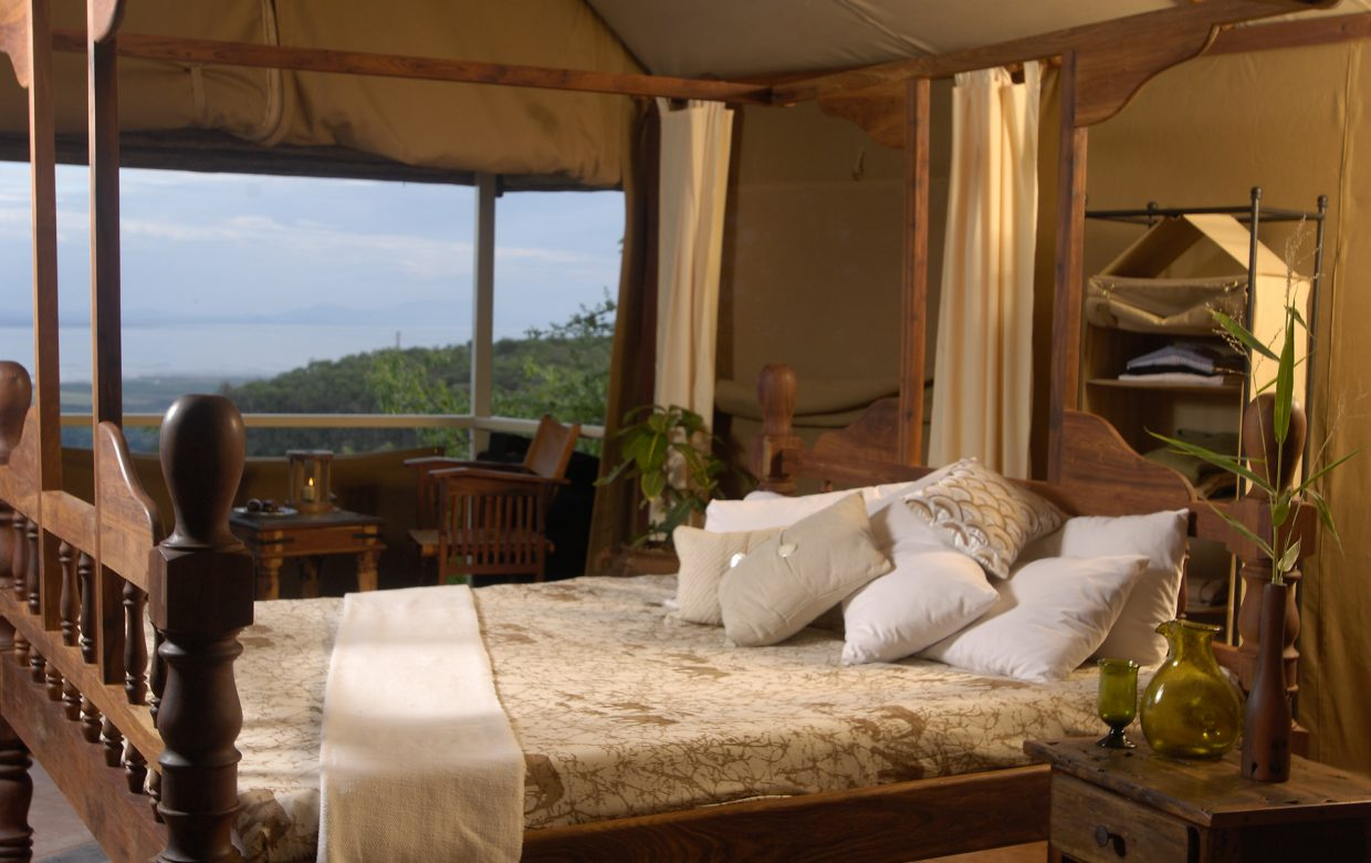 Explore Tanzania - Accommodatie Lake Manyara - Kirurumu Manyara Lodge