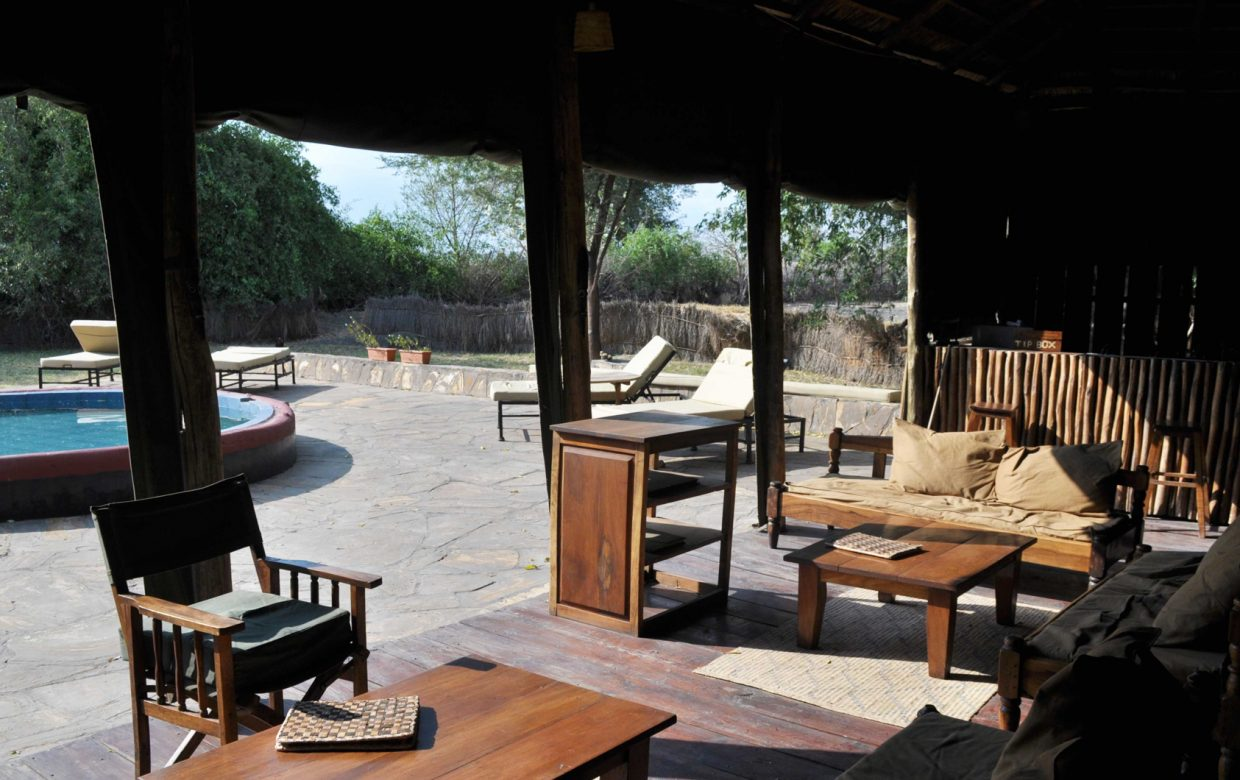 Explore Tanzania - Accommodatie Lake Natron - Natron River Camp