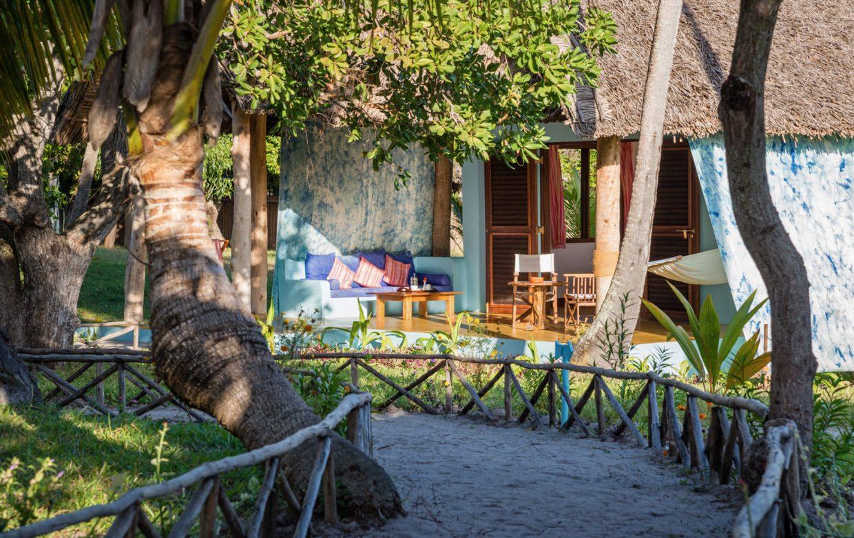 Explore Tanzania - Accommodatie Mafia eiland - Butiama Beach