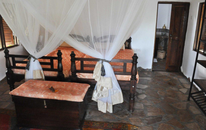 Explore Tanzania - Accommodatie Mafia eiland - Kinasi Lodge