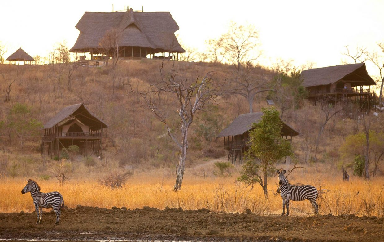 Explore Tanzania - Accommodatie Mikumi National Park - Stanley's Kopje