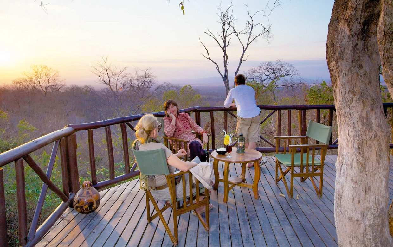 Explore Tanzania - Accommodatie Mikumi National Park - Vuma Hills