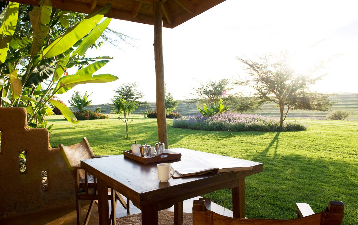Explore Tanzania - Accommodatie Ngorongoro Krater - Ngorongoro Farm House