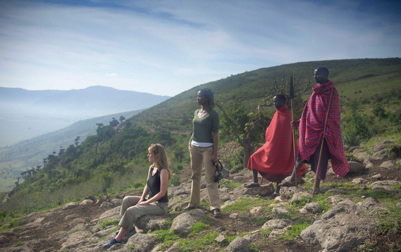 Explore Tanzania - Accommodatie Ngorongoro Krater - Kirurumu Pakulala Camp