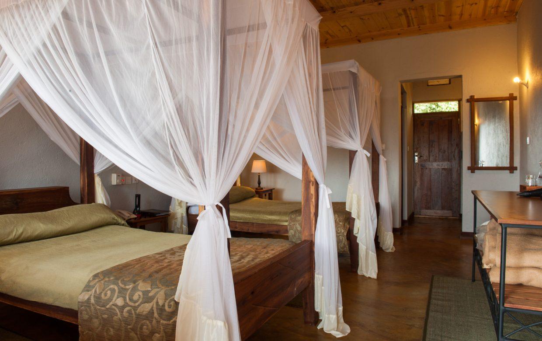 Explore Tanzania - Accommodatie Ngorongoro Krater - Tloma Lodge