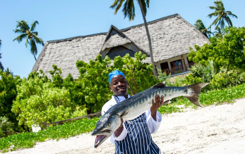 Explore Tanzania - Accommodatie Pangani - Mawimbi Villa