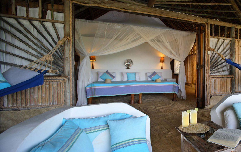 Explore Tanzania - Accommodatie Ras Kutani