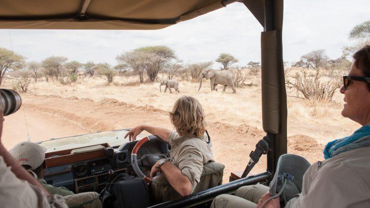A work visit to my beloved Tanzania!