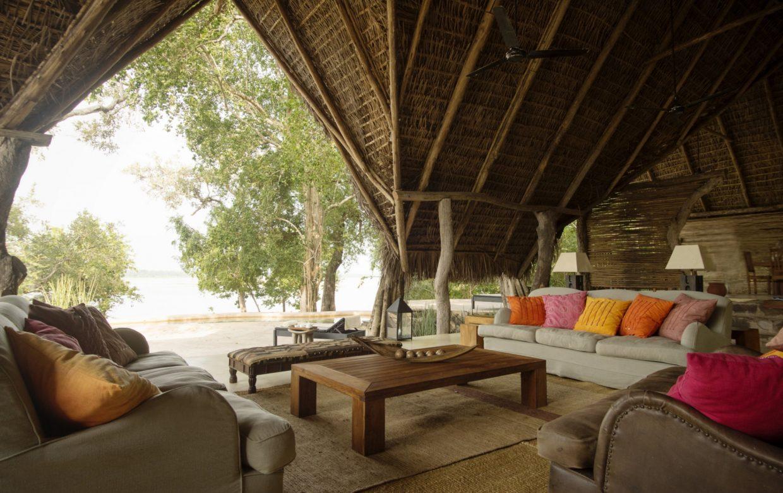 Explore Tanzania - Accommodatie Selous Game Reserve - Kiba Point