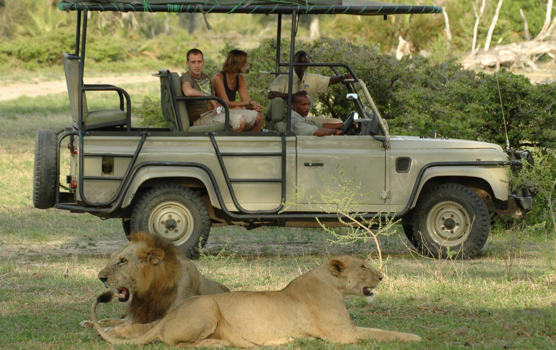 Explore Tanzania - Accommodatie Selous Game Reserve - Lake Manze Tented Camp