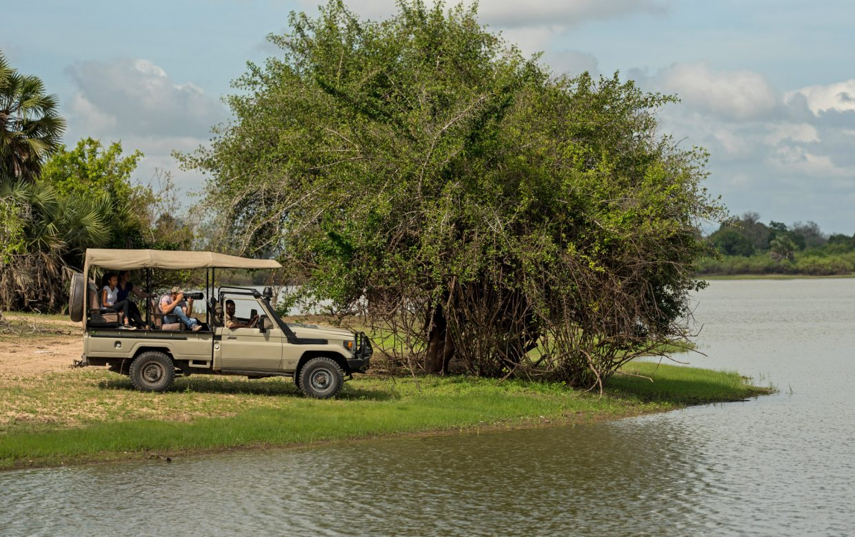 Explore Tanzania - Accommodatie Selous Game Reserve - Selous River Camp
