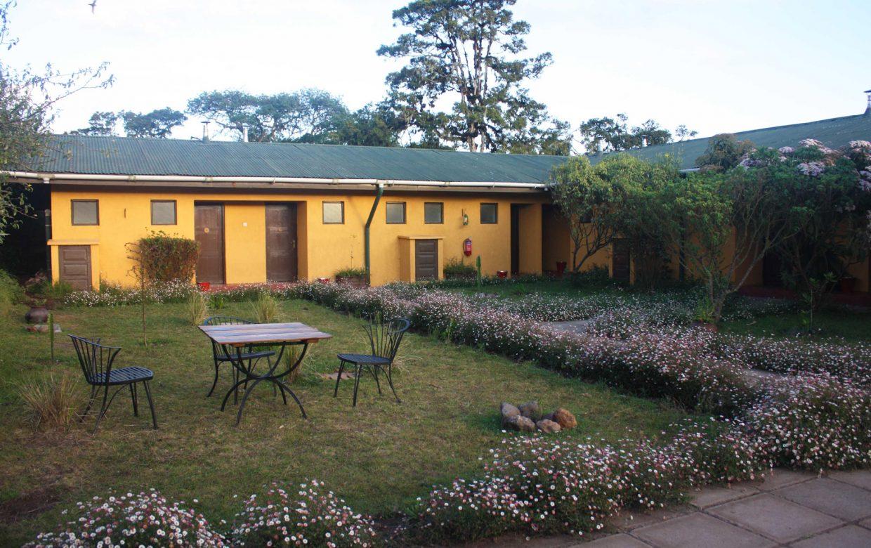 Explore Tanzania - Accommodatie Ngorongoro Krater - Rhino Lodge
