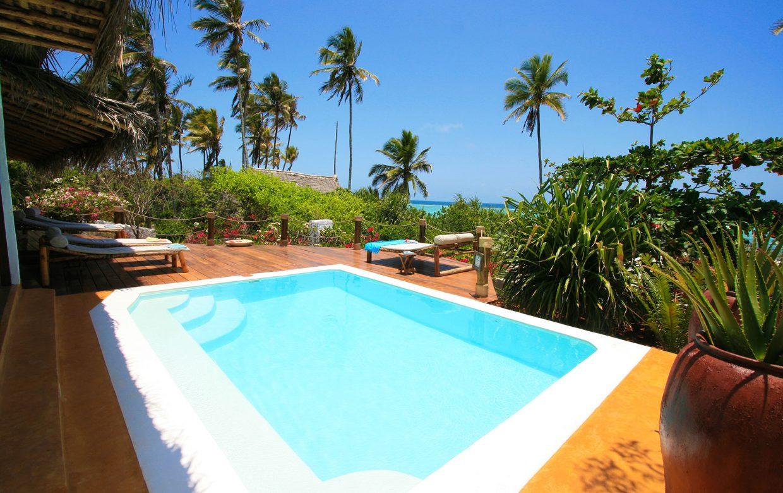 Explore Tanzania - Accommodatie Zanzibar - Matemwe Beach House