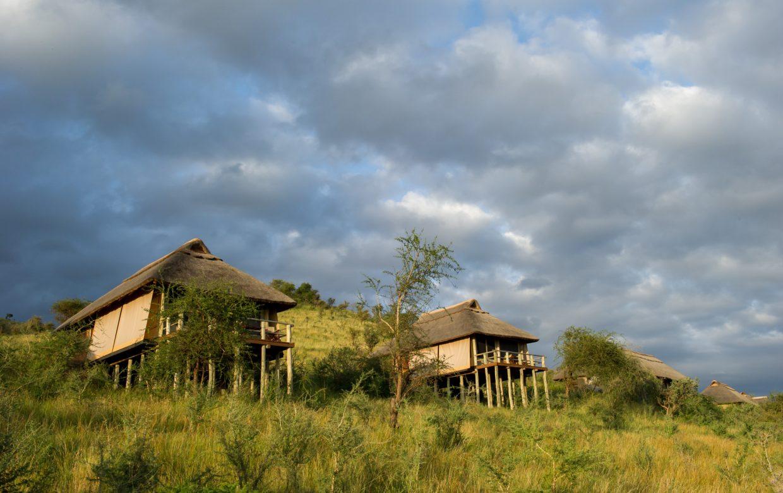 Explore Tanzania - Accommodatie Selous Game Reserve - SiwanduExplore Tanzania - Accommodatie Serengeti - Nomad Serengeti Safari Camp - Kubu Kubu Tented Lodge