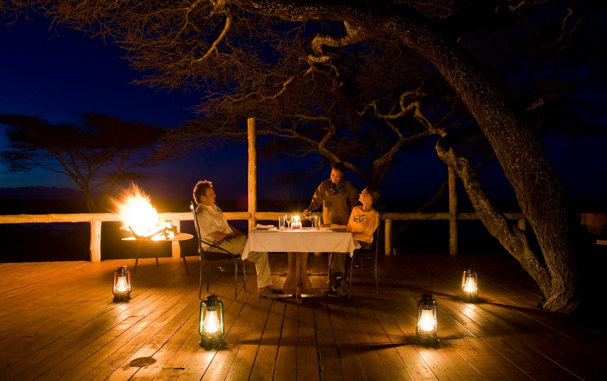 Explore Tanzania - Accommodatie Selous Game Reserve - SiwanduExplore Tanzania - Accommodatie Serengeti - Nomad Serengeti Safari Camp - Lake Masek Tented Lodge