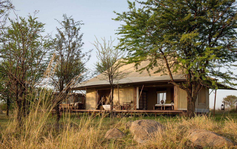 Explore Tanzania - Accommodatie Selous Game Reserve - SiwanduExplore Tanzania - Accommodatie Serengeti - Sayari Camp