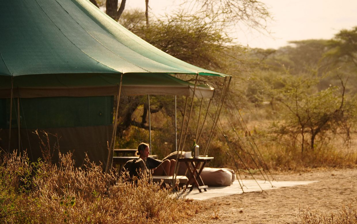 Explore Tanzania - Accommodatie Selous Game Reserve - SiwanduExplore Tanzania - Accommodatie Serengeti - Green Camp Banagi