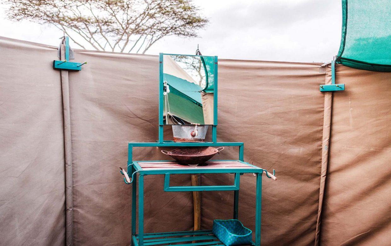 Explore Tanzania - Accommodatie Selous Game Reserve - SiwanduExplore Tanzania - Accommodatie Serengeti - Green Camp Naabi