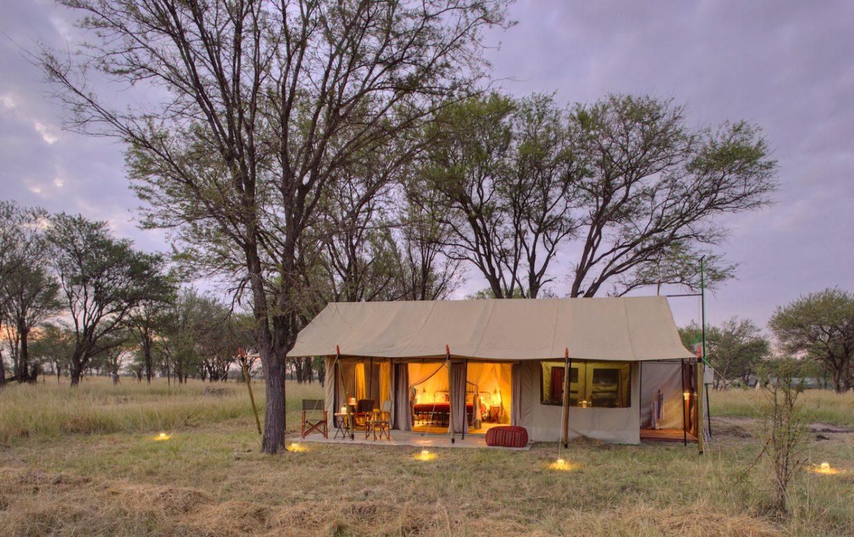 Explore Tanzania - Accommodatie Selous Game Reserve - SiwanduExplore Tanzania - Accommodatie Serengeti - Kimondo Camp