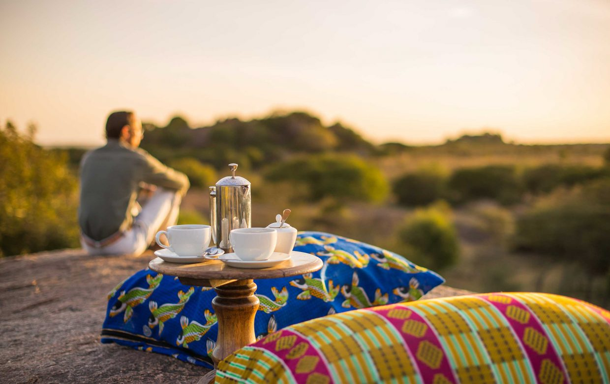 Explore Tanzania - Accommodatie Selous Game Reserve - SiwanduExplore Tanzania - Accommodatie Serengeti - Nomad Serengeti Safari Camp - Sanctuary Kusini Camp