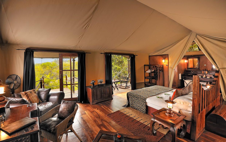 Explore Tanzania - Accommodatie Selous Game Reserve - SiwanduExplore Tanzania - Accommodatie Serengeti - Migration Camp