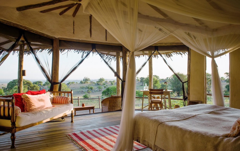 Explore Tanzania - Accommodatie Selous Game Reserve - SiwanduExplore Tanzania - Accommodatie Serengeti - Nomad Lamai Private