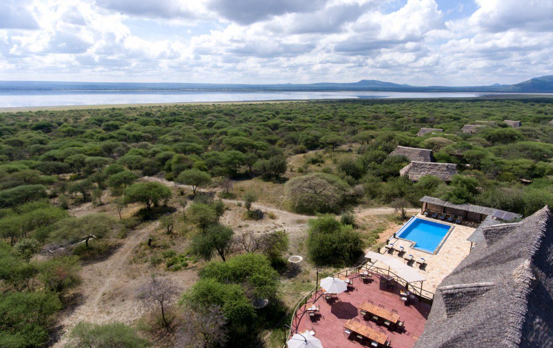 Explore Tanzania - Accommodatie Tarangire - Lake Burunge