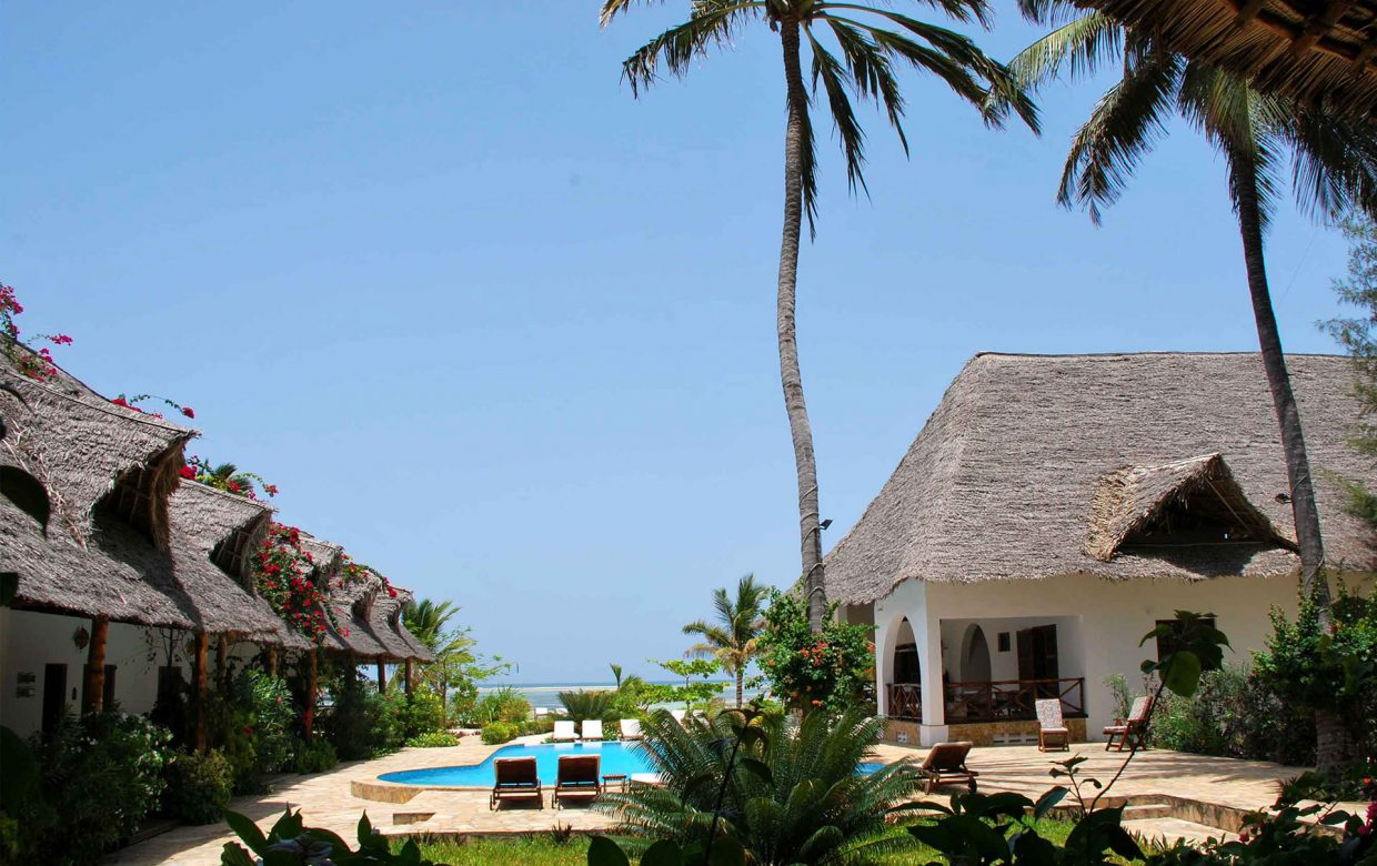 Accommodatie - Zanzibar - Next Paradise Boutique Resort