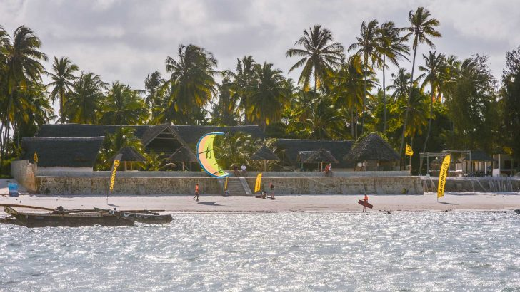 Activities during your beach vacation in Tanzania
