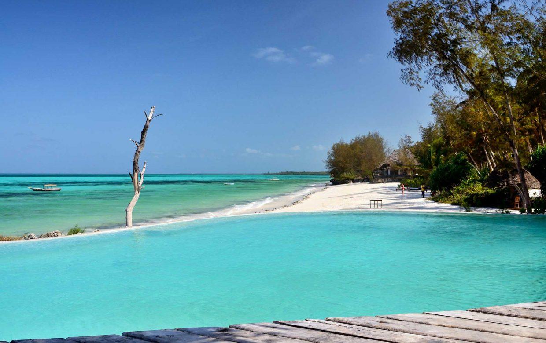 Accommodatie - Zanzibar - Pongwe Beach Hotel