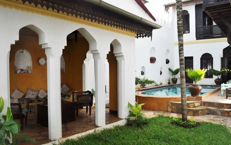 Explore Tanzania - Accommodatie Zanzibar Stone Town - Kholle House