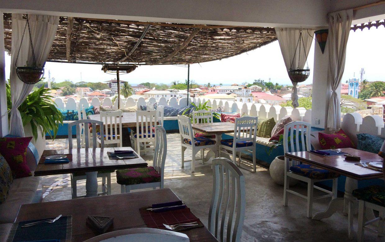 Accommodatie Zanzibar Stone Town - The Swahili House