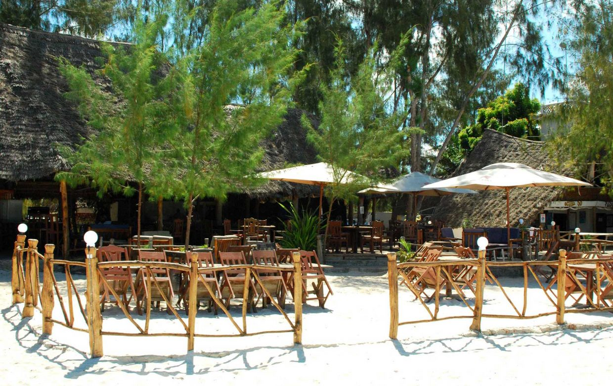 Accommodatie Zanzibar - Sunset Bungalows