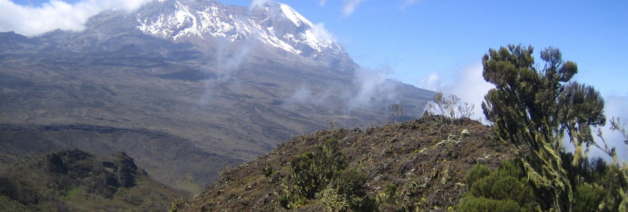 Kilimanjaro – to the roof of Africa