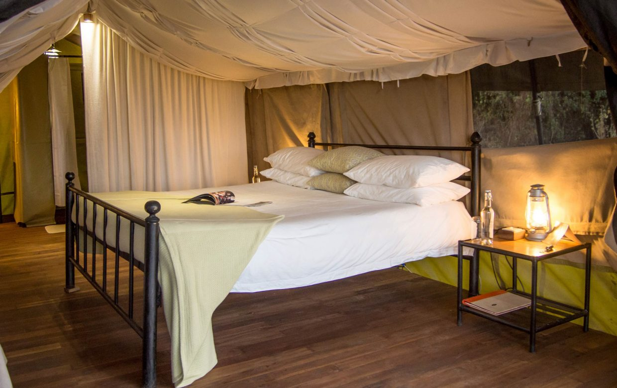 Explore Tanzania - Accommodatie Selous Game Reserve - SiwanduExplore Tanzania - Accommodatie Serengeti - Nomad Serengeti Safari Camp - Sanctuary Kichakani Serengeti Camp