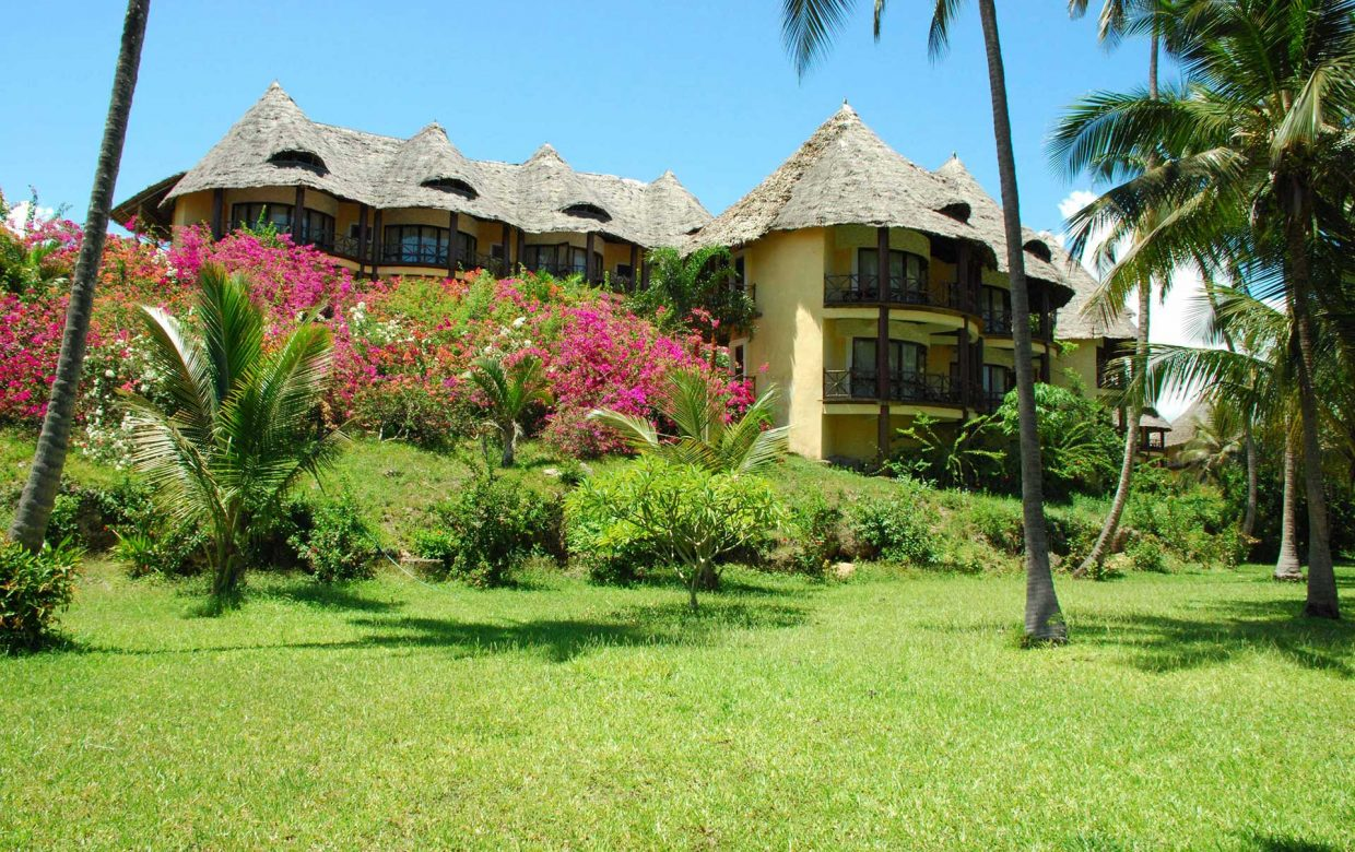 Accommodatie Zanzibar - Ocean Paradise Resort