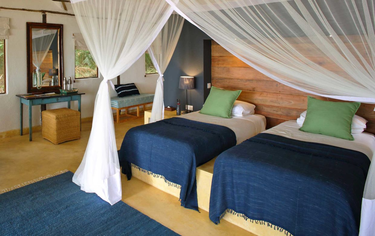Accommodatie Rubondo Island