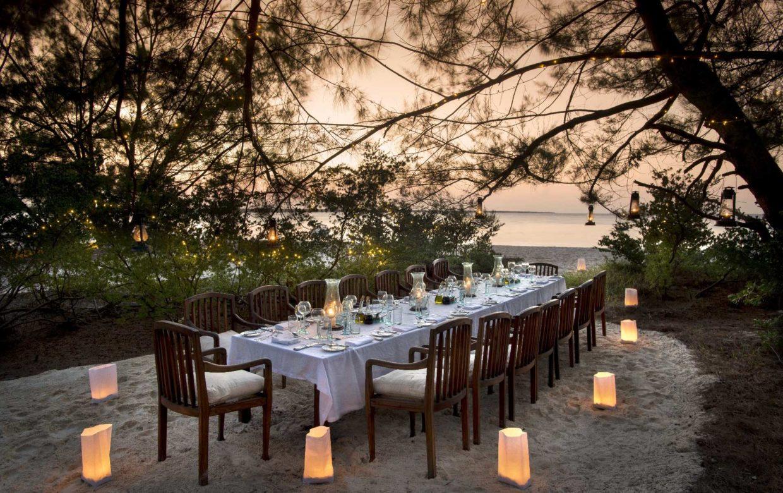 Accommodatie Zanzibar - Mnemba Island Lodge