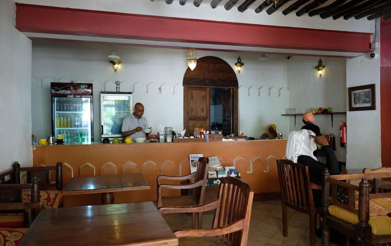 Accommodatie Zanzibar - Stone Town Cafe B&B