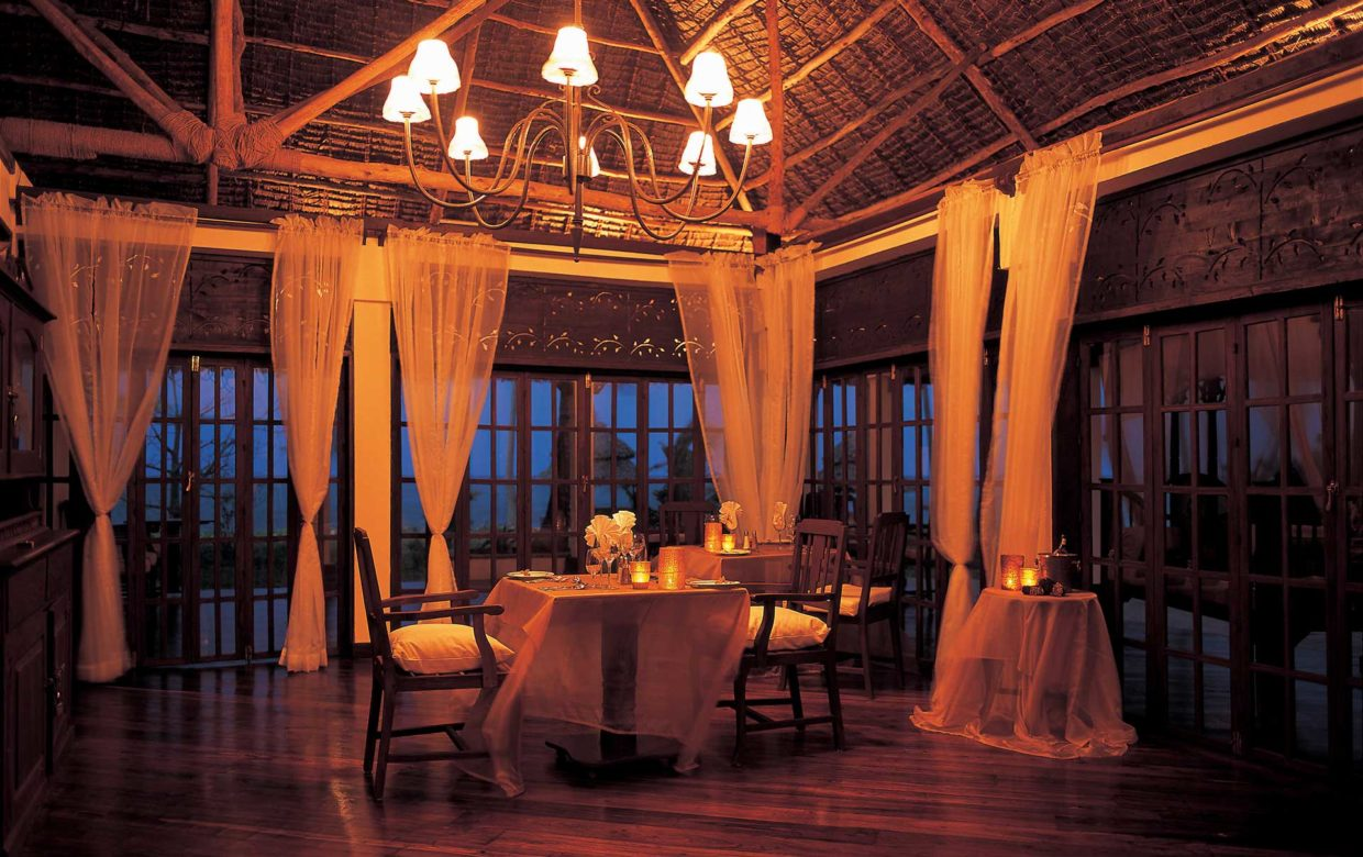 Accommodatie Zanzibar - The Palms