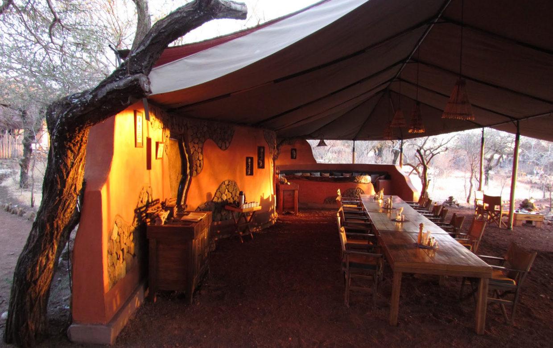 Accommodatie Lake Manyara National Park - Isoitok Camp
