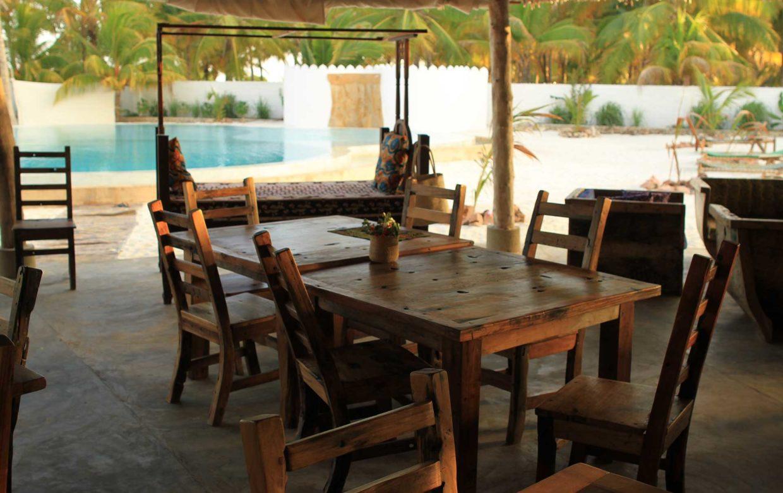 Accommodatie Zanzibar - Ujamaa Beach Resort