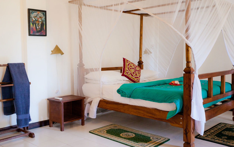 Zanzibar accommodatie - Flame Tree Cottages