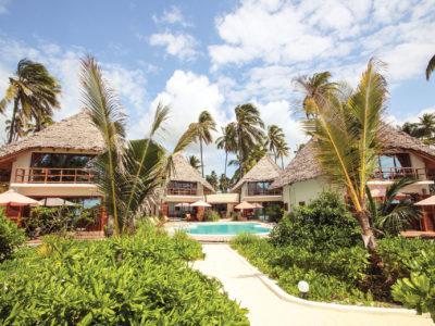 Zanzibar accommodatie - Jambiani Villa - Kaskazini
