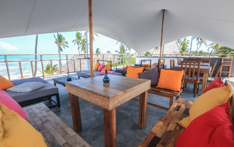 Zanzibar accommodatie - Jambiani Villa - La Shira